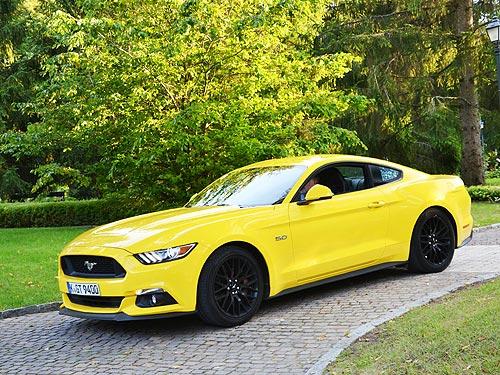 Ford Mustang стал самым популярным спорткаром в мире - Ford