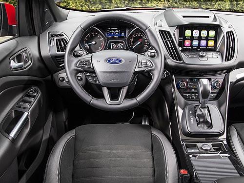 Тест обновленного Ford Kuga: Три облика привычного кроссовера