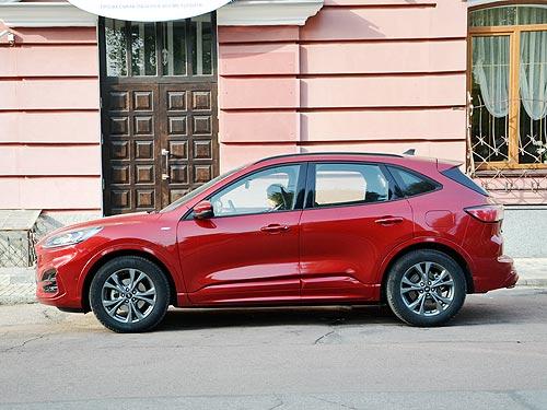 Семейный «Порш» за разумные деньги. Тест-драйв нового поколения Ford Kuga - Ford
