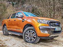 Тест-драйв Ford Ranger: Техасский пикап на дорогах Европы - Ford