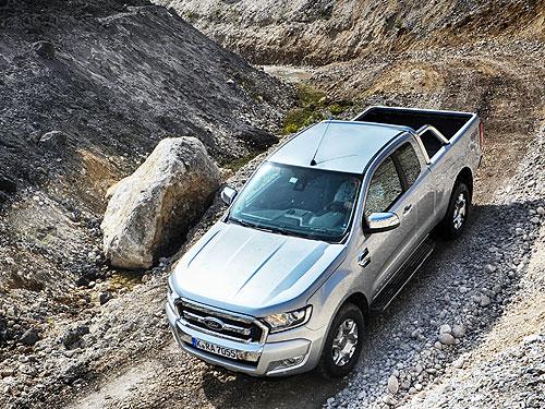 Тест-драйв Ford Ranger: Техасский пикап на дорогах Европы