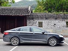 У китайцев начинают получаться неплохие авто: Первое знакомство с Emgrand GC9