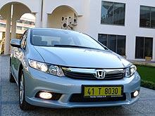 Тест-драйв Honda Civic седан: уверенность среднего возраста