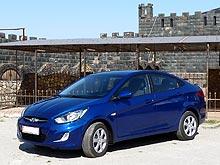 Тест-драйв: В чем секрет популярности Hyundai Accent на украинских дорогах