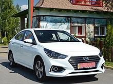 Первое знакомство с Hyundai Accent New. Чем новинка лучше, а чем хуже старого «Акцента»