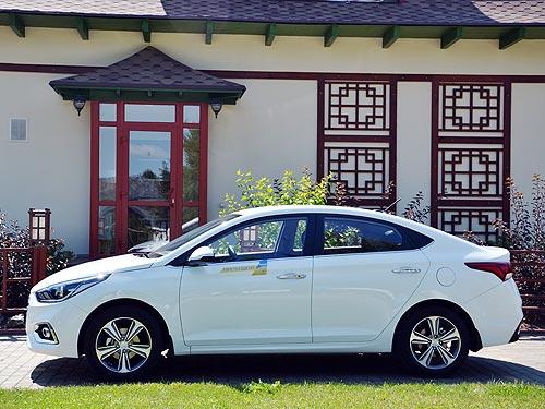Первое знакомство с Hyundai Accent New. Чем новинка лучше, а чем хуже старого «Акцента» - Hyundai