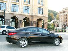 Тест-драйв Hyundai Sonata: Welcome to bussines-class!