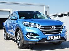 Тест-драйв Hyundai Tucson New: корейский премиум для народа - Hyundai