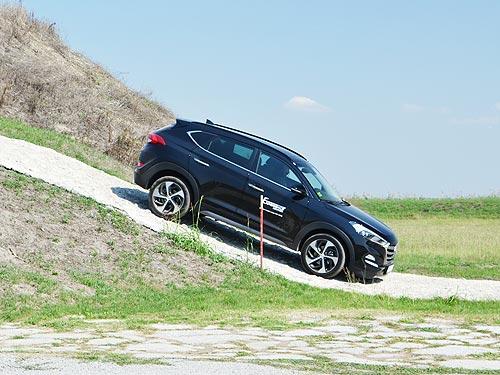 Тест-драйв Hyundai Tucson New: корейский премиум для народа