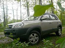 Тест-драйв Hyundai Tucson: Входной билет в сегмент внедорожников