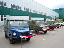 Автомобильного завода ЛуАЗ больше нет. Теперь он стал Богдан Моторс - ЛуАЗ