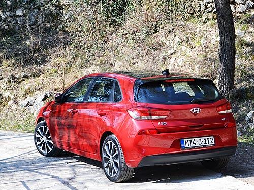 Тест-драйв Hyundai i30: Есть ли к чему придраться? - Hyundai