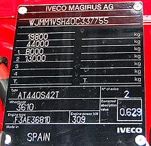 Тест-драйв зерновоза IVECO Stralis: Универсальный боец на аграрном фронте