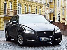 Тест-драйв Jaguar XF: ласковый и нежный зверь