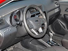 Тест-драйв нового Kia Rio