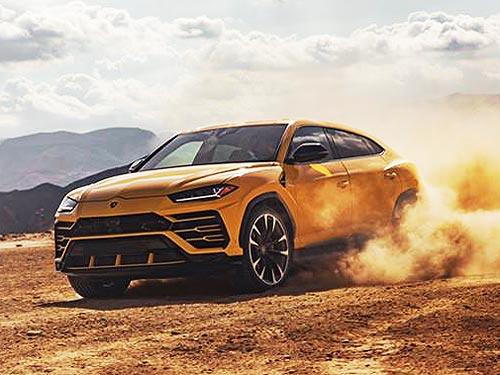 Lamborghini установила рекорд по продажам в 2019 году. Что и сколько продали?