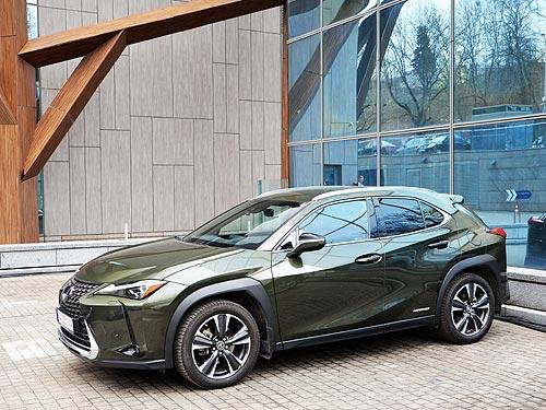 Премиум, но без иллюзий. Тест-драйв Lexus UX 250h Hybrid - Lexus