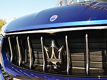 Тест-драйв Maserati Levante. Карета Нептуна - Maserati