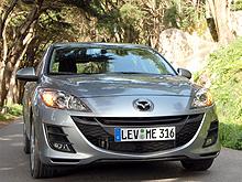 Тест-драйв Mazda3: Автомобиль, который умеет улыбаться