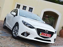 Тест-драйв Mazda3: последний крымский тест