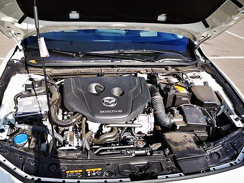 Дайте три! Тест-драйв Mazda3 - Mazda