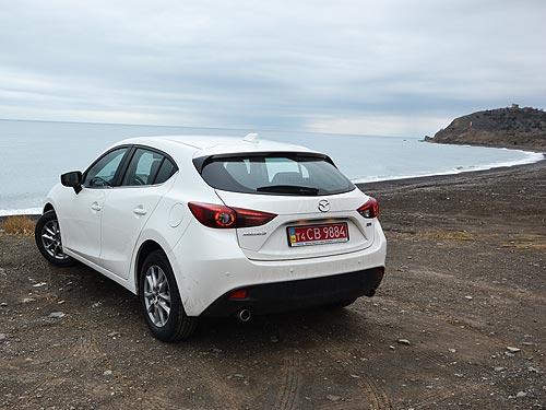 Mazda3: последний крымский тест