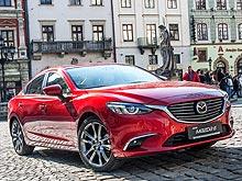 """Тест-драйв систем безопасности Mazda6 и других прелестей полного """"фарша"""". Видео"""