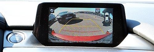 Тест-драйв систем безопасности Mazda6 и других прелестей полного фарша