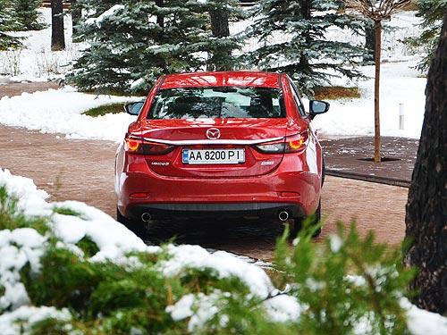 На что способна дизельная Mazda6