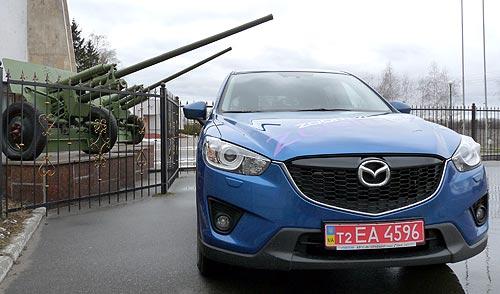 Тест-драйв Mazda CX-5: секретное японское оружие