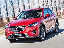 Обновленные Mazda6 и Mazda CX-5 против украинских дорог