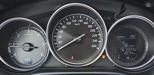 Тест дизельной Mazda CX-5. Японская BMW
