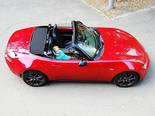 Тест-драйв Mazda MX-5: «Коктейль» для тех, кто познал цену лайфа - Mazda