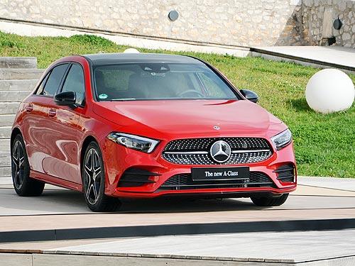 Тест-драйв Mercedes-Benz A-Class. Технология эмоций