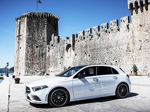 Тест-драйв Mercedes-Benz A-Class. Технология эмоций - Mercedes-Benz