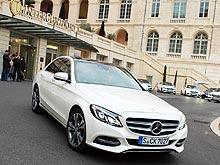 Тест-драйв Mercedes-Benz C-Class: Теперь он – самый лучший