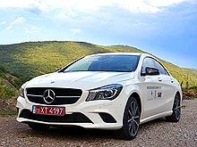 Тест-драйв Mercedes-Benz CLA:  новаторство или замаскированные традиции?
