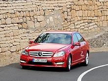 Тест-драйв Mercedes-Benz C-класса: Внезапное омоложение