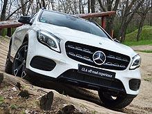Тест-драйв кроссовера Mercedes-Benz GLA. Всесторонне одаренный SUV