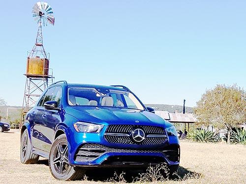 Кроссовер, который обскачет всех. Тест-драйв нового Mercedes-Benz GLE