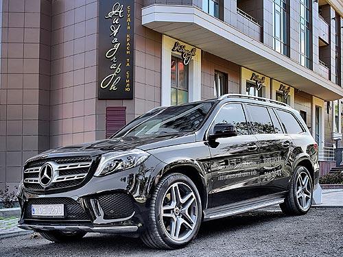 Жить в стиле «Аристократ». Тест-драйв Mercedes-Benz GLS - Mercedes-Benz