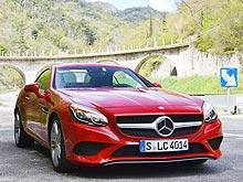 ����-����� ������ ���������� �������� Mercedes-Benz SLC