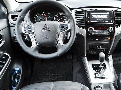 На что способен обновленный Mitsubishi L200. Первое знакомство - Mitsubishi