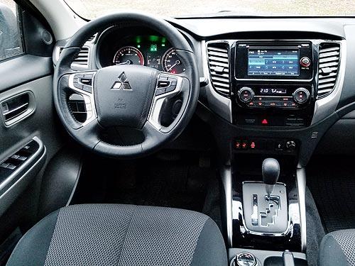 7 причин почему стоит обратить внимание на пикап Mitsubishi L200 - Mitsubishi