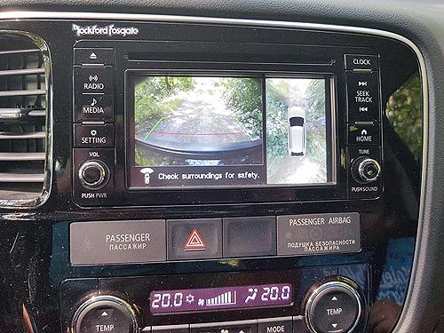 10 причин еще раз обратить внимание на Mitsubishi Outlander - Mitsubishi