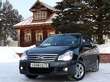 Тест-драйв Nissan Almera: Сделано, как не в России
