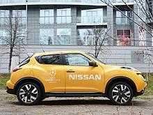 Nissan Juke можно купить в кредит под 0% на 3 года