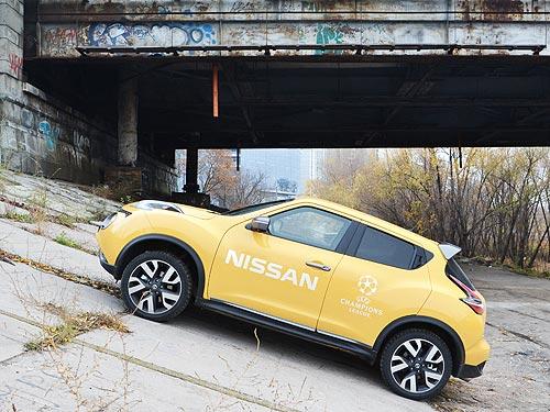 Тест-драйв обновленного Nissan Juke: Задорный Котигорошко