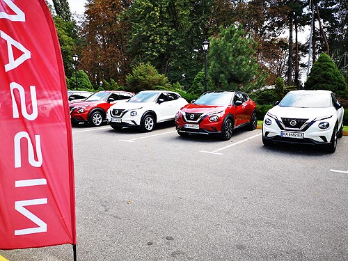 Сэр или приятель? Первое знакомство с новым Nissan Juke - Nissan