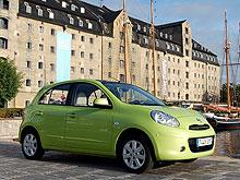 Тест-драйв нового поколения Nissan Micra: Равнение на город